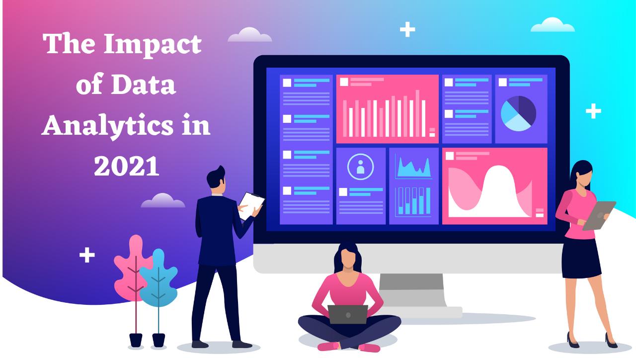Data Analytics Impact in 2021 - One Data Analytics